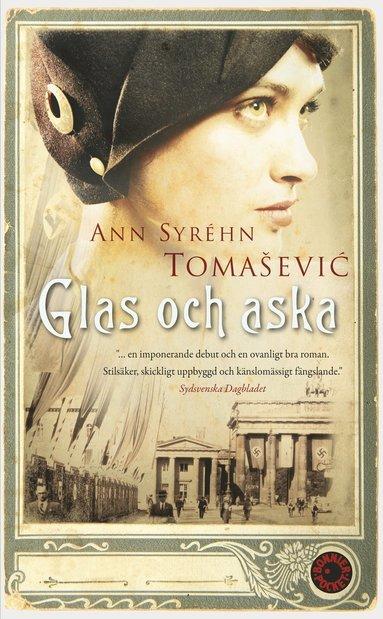 bokomslag Glas och aska