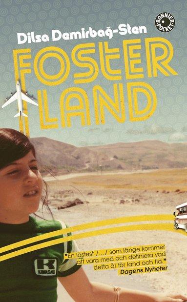 bokomslag Fosterland