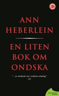 bokomslag En liten bok om ondska