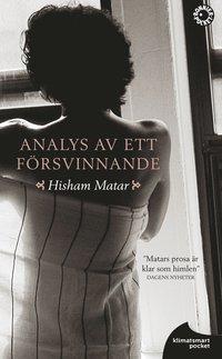 bokomslag Analys av ett försvinnande