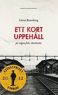 bokomslag Ett kort uppehåll på vägen från Auschwitz
