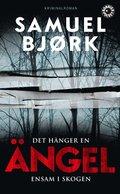 bokomslag Det hänger en ängel ensam i skogen