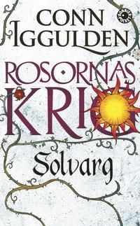 bokomslag Solvarg - Rosornas krig 2