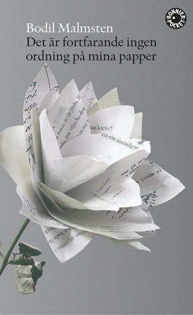 bokomslag Det är fortfarande ingen ordning på mina papper