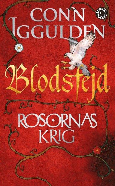 bokomslag Blodsfejd - Rosornas krig 3