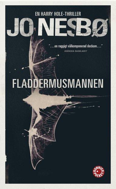bokomslag Fladdermusmannen