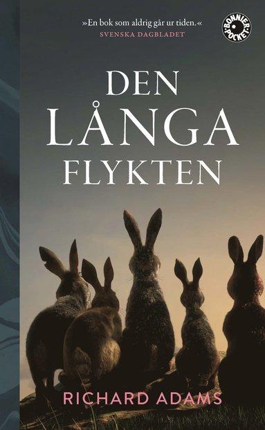 bokomslag Den långa flykten