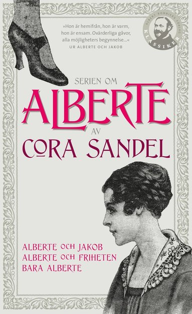 bokomslag Serien om Alberte