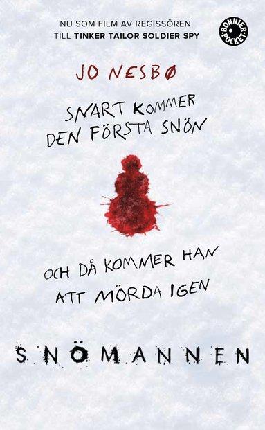 bokomslag Snömannen