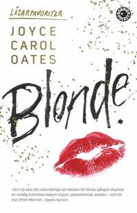 bokomslag Blonde