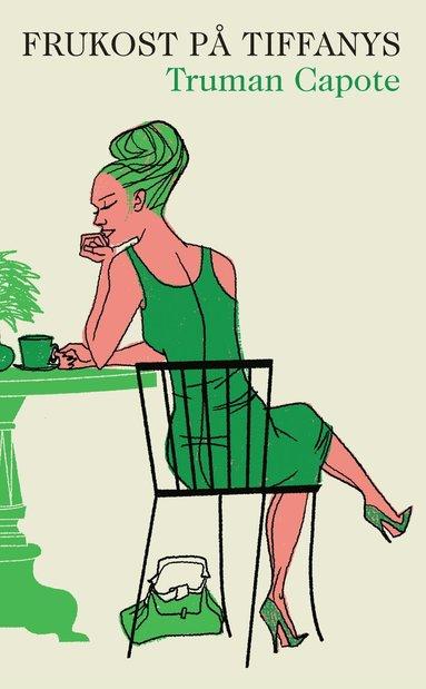 bokomslag Frukost på Tiffany's