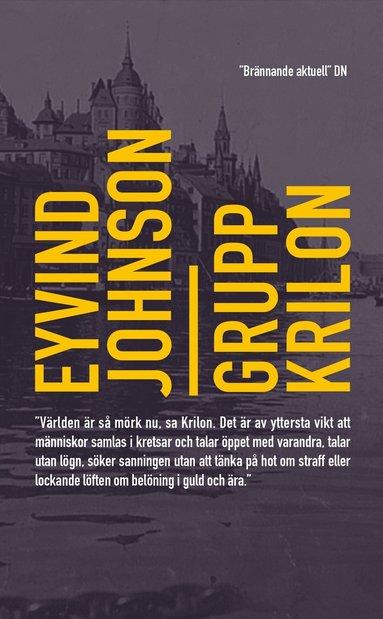 bokomslag Grupp Krilon