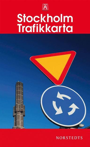 bokomslag Stockholm Trafikkarta