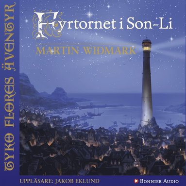 bokomslag Fyrtornet i Son-Li