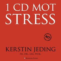 bokomslag 1 CD mot stress