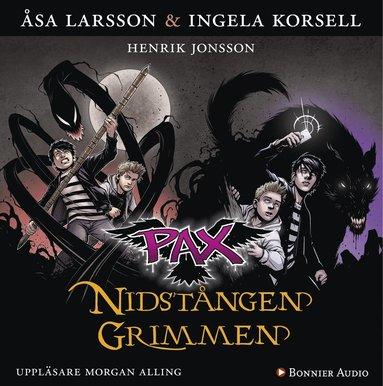 bokomslag Pax. Nidstången & Grimmen