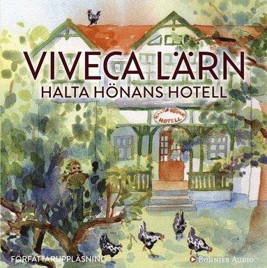 bokomslag Halta hönans hotell