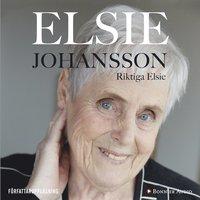 bokomslag Riktiga Elsie