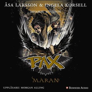 bokomslag Pax. Maran