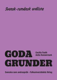 bokomslag Goda Grunder svensk-rumänsk ordlista