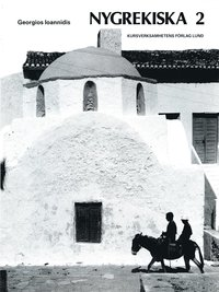 bokomslag Nygrekiska 2 textbok