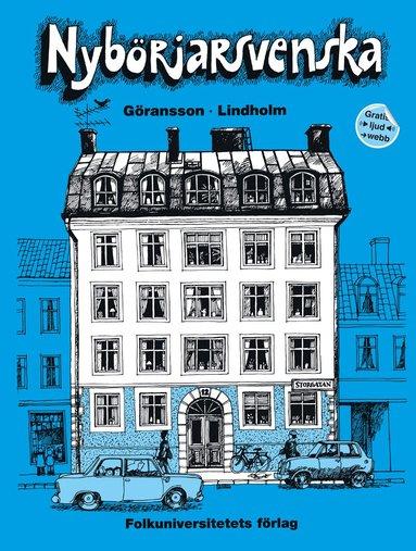 bokomslag Nybörjarsvenska lärobok