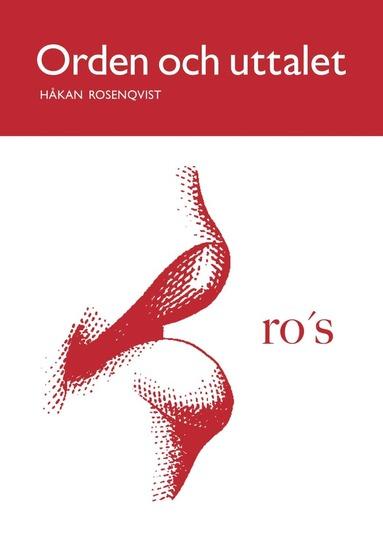 bokomslag Orden och uttalet textbok