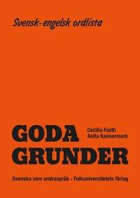 bokomslag Goda Grunder svensk-engelsk ordlista