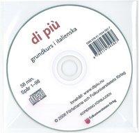 bokomslag Di più cd audio