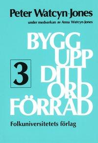 bokomslag Bygg upp ditt ordförråd 3