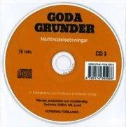bokomslag Goda Grunder cd audio hörförståelse