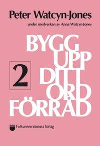 bokomslag Bygg upp ditt ordförråd 2