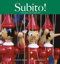 bokomslag Subito! textbok