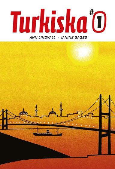 bokomslag Turkiska 1 textbok
