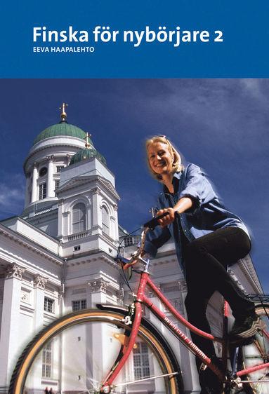 bokomslag Finska för nybörjare 2 textbok