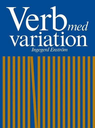 bokomslag Verb med variation övningsbok
