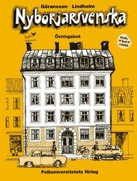 bokomslag Nybörjarsvenska övningsbok