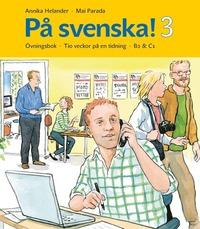bokomslag På svenska! 3 övningsbok