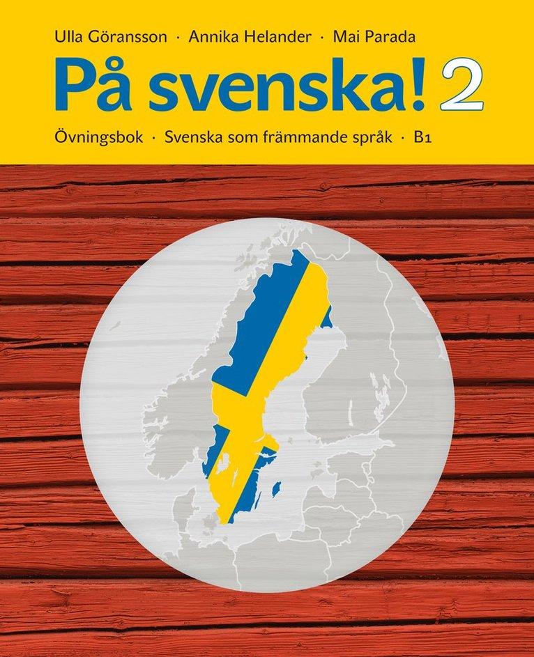 På svenska! 2 Övningsbok 1