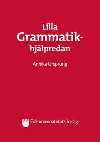bokomslag Lilla grammatikhjälpredan