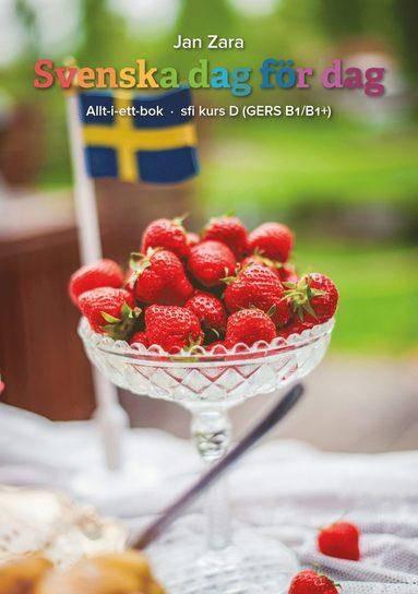 bokomslag Svenska dag för dag : sfi kurs D