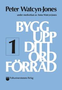 bokomslag Bygg upp ditt ordförråd 1