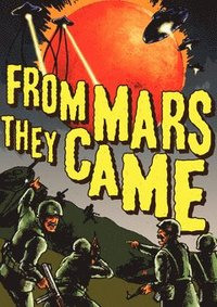 bokomslag From Mars they came