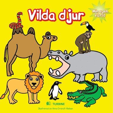 bokomslag Vilda djur