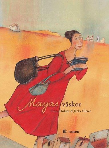 bokomslag Mayas väskor