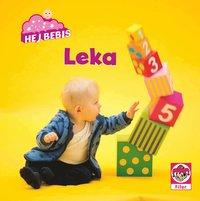 bokomslag Leka (Hej Bebis)