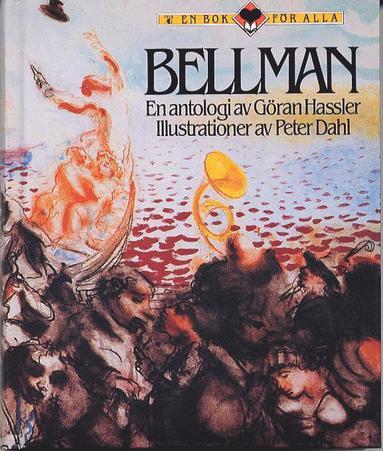 bokomslag Bellman : En Antologi