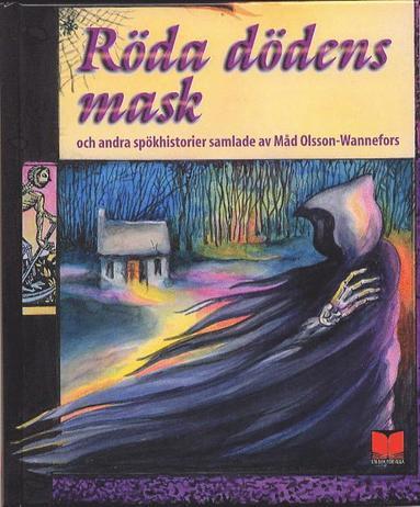 bokomslag Röda dödens mask och andra spökhistorier