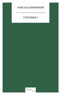 bokomslag Statarna I
