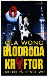bokomslag Blodröda kräftor : jakten på Henry Wu